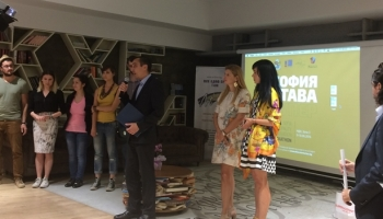 Финалисти в Sofia Municipality Innovation Hackathon 2016